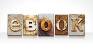 ebook escrito con planchas de letras para imprenta